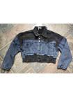 Куртка джинсовая женская SSLG весна-осень фото №2