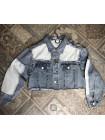 Куртка джинсова жіноча SSLG весна-осінь фото №4