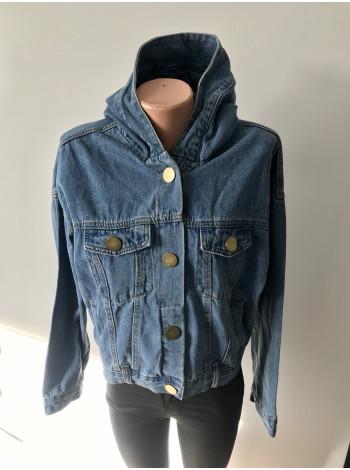 SSLG fashion джинсові куртки оптом і роздріб