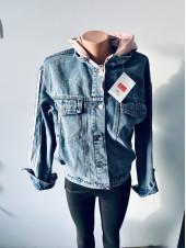 Джинсовая куртка - оверсайз Beibei