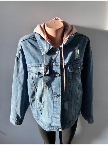 Джинсовая куртка Fashion jeans - недорого оптом и розница
