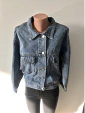 Джинсова куртка SSLG fashion - оптом і роздріб