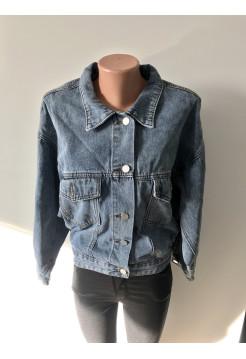 Джинсовая куртка SSLG fashion - оптом и розница