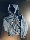 Куртка джинсова жіноча SSLG весна-осінь фото №3