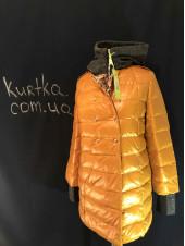 Куртки жіночі VO TARUN . Капюшон відстібається, трикотажний