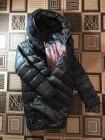 VO TARUN Куртка колір пляшка трикотажний капюшон відстібається фото №3