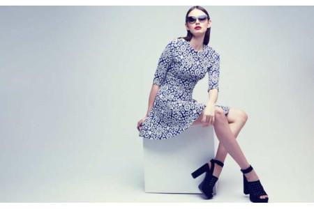 Актуальные модели платьев весна-лето 2018