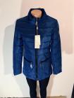Женские куртки осень синего, цвета пудры и красного цвета фото №4