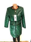 Женская куртка осень Vo Tarun - зеленого цвета фото №2