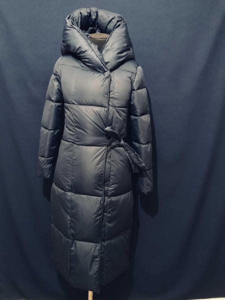 Пальто одеяло зимние женское, холлофайбер
