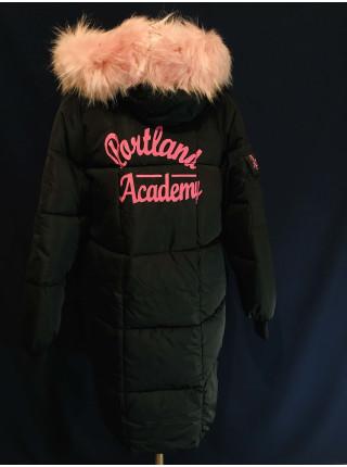 Пальто оверсайз - Portland Academy куртка жіноча