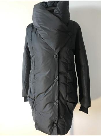 Жіноче зимове пальто одеяло