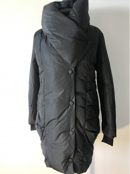 Зимние женское пальто одеяло 1012