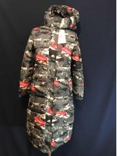 Зимове пальто жіноче Supeemr 2019