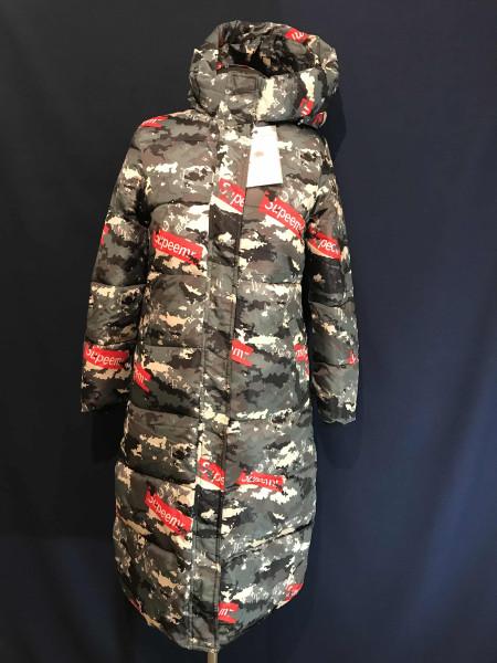 Зимние пальто женское Supeemr 2019