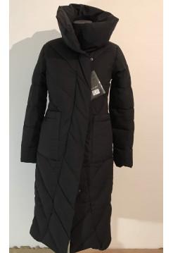 Зимове жіноче пальто одеяло