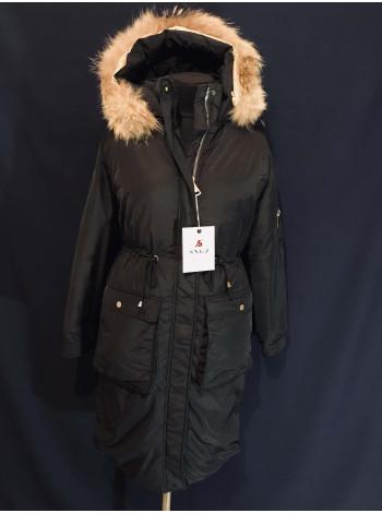 Куртка парка оптом Україна - Зимові жіночі парки купити за оптовими цінами | Натуральне хутро