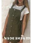 Жіночі сарафани двійки з футболкою на літо недорого в інтернет магазині фото №4