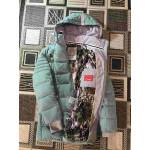 Snowimage жіночий пуховик на зиму - колір бірюза 301
