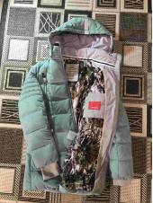 Snowimage купить в Украине. Пуховик цвет бирюза 301