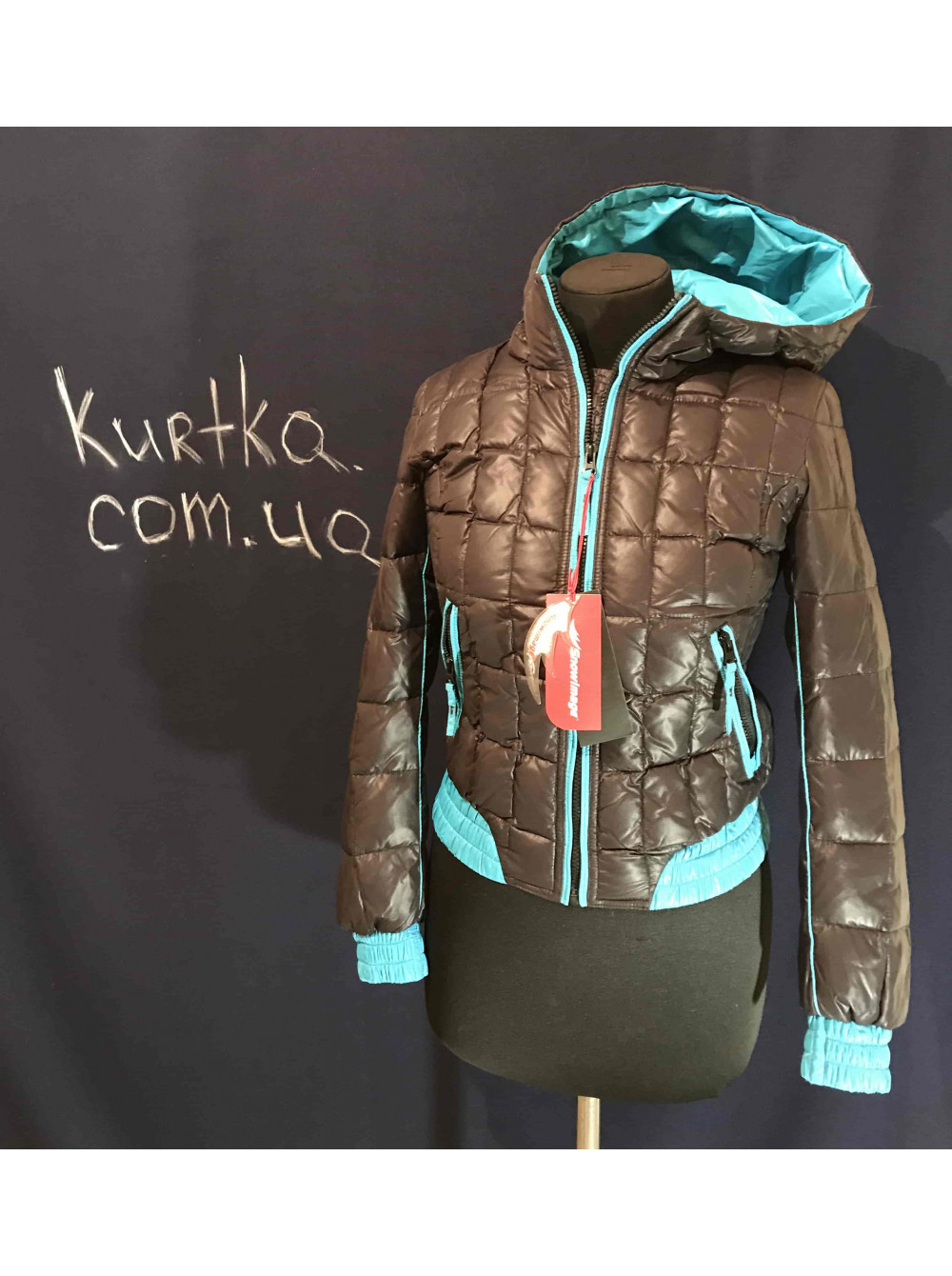 Купити пуховик snowimage на дівчинку в інтернет магазині України ... 5afbb722af897