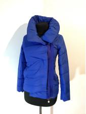 Куртка на весну QianYu синяя