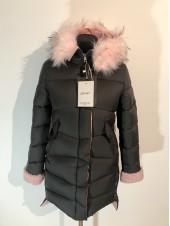 Зимова куртка qianyu 1930 чорна