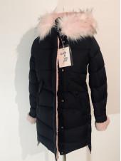 Зимняя куртка qianyu с искуственным мехом