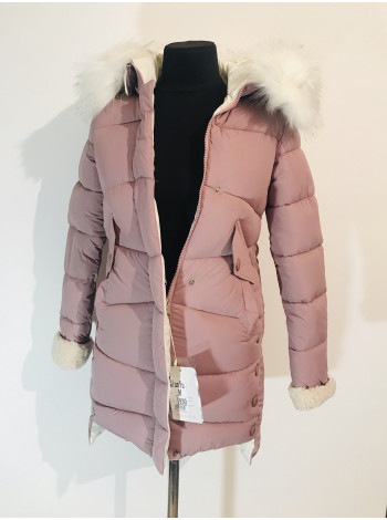 Зимняя женская куртка QianYu