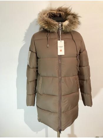Зимние куртки женские fashion women с мехом