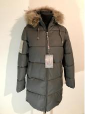 Куртка зимова жіноча moon mango